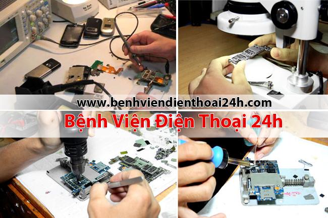 Trung tâm Sửa chữa Điện thoại tại Hà Nội